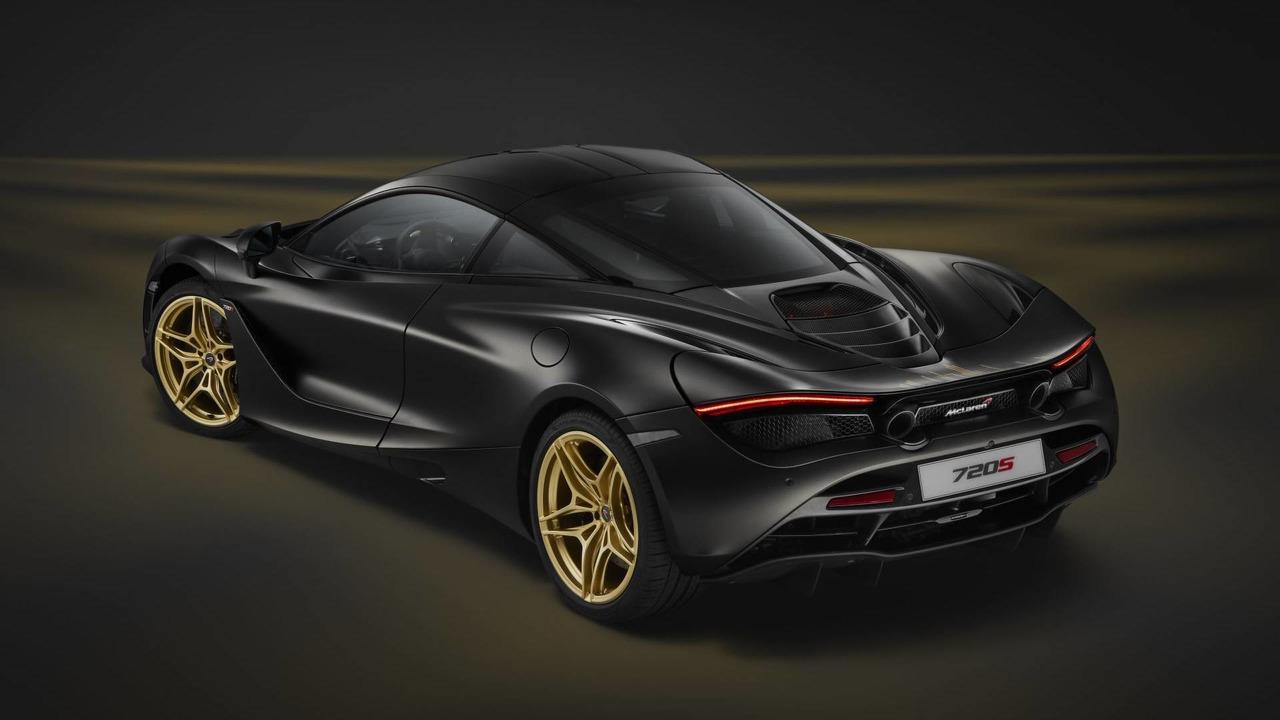 McLaren 720S de MSO