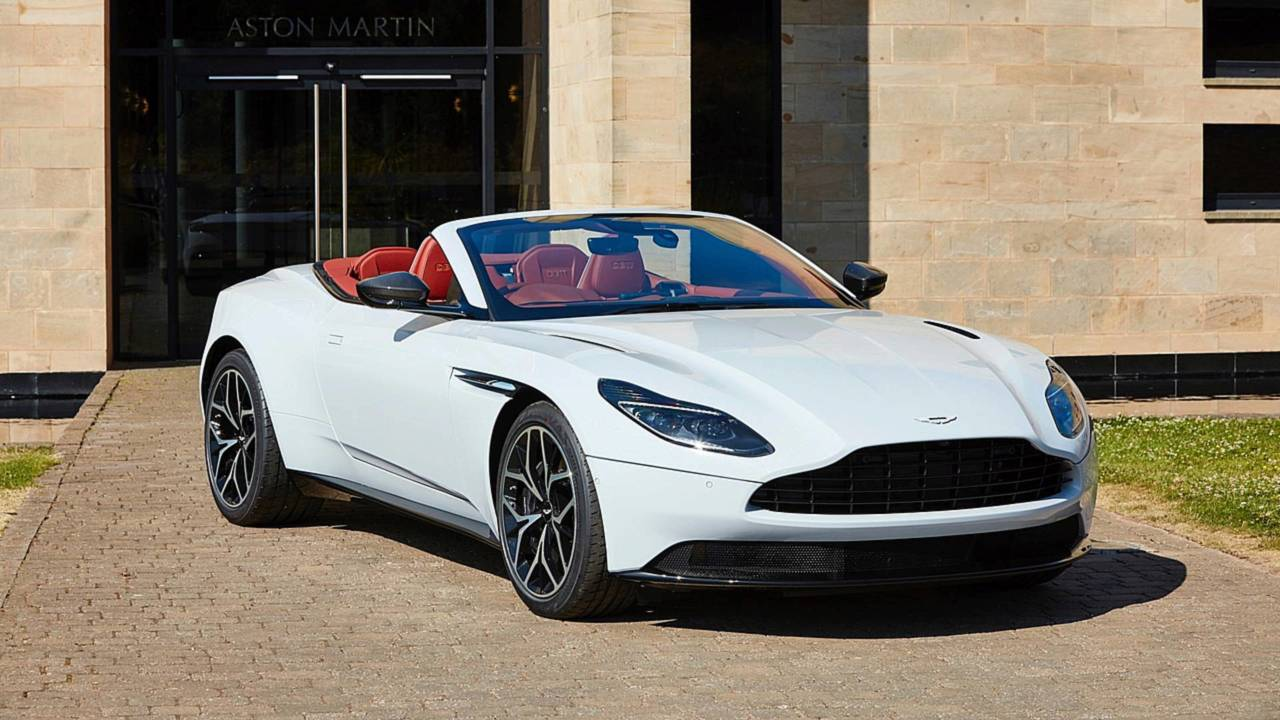 Aston Martin DB11 Volante Henley Royal Regatta 2018