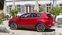 Kia Sportage mit 48-Volt-Diesel-Mildhybrid