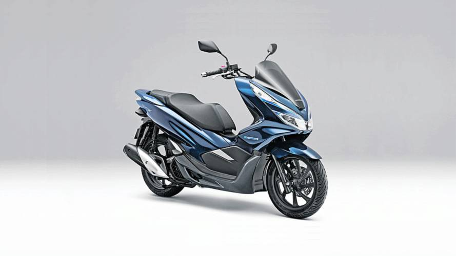 Honda Hitting the Hybrid Market with PCX