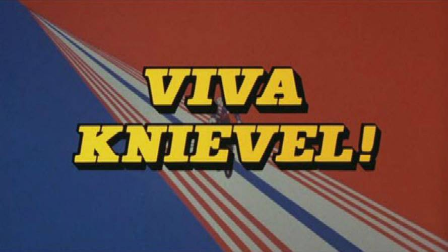 Viva Knievel! (1977) - Moto Movie Review
