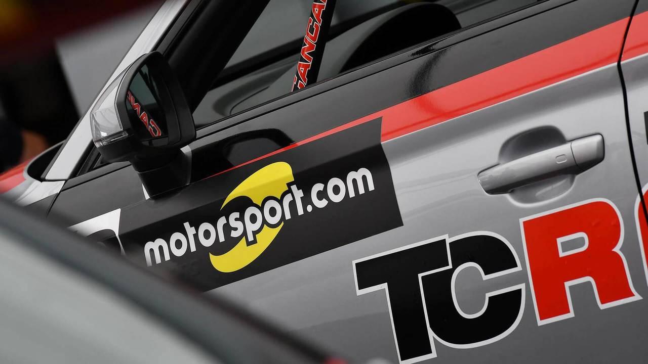 Motorsport Network media partner TCR