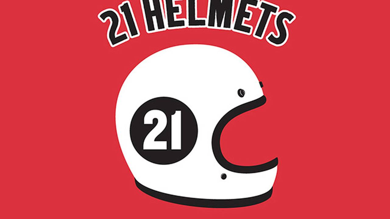 21 Helmets 2: the full-face