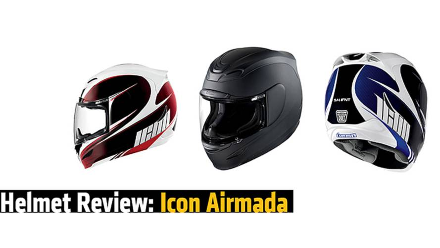 Helmet Review: Icon Airmada