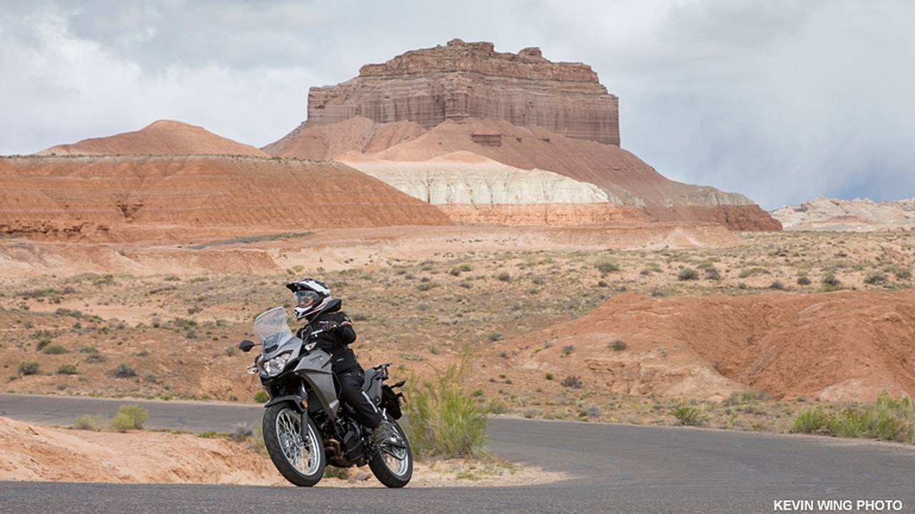 Green Bikes and Mormons: Riding the Kawasaki Versys-X 300 in Utah