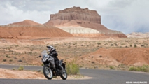 green bikes and mormons riding the kawasaki versys x 300 in utah