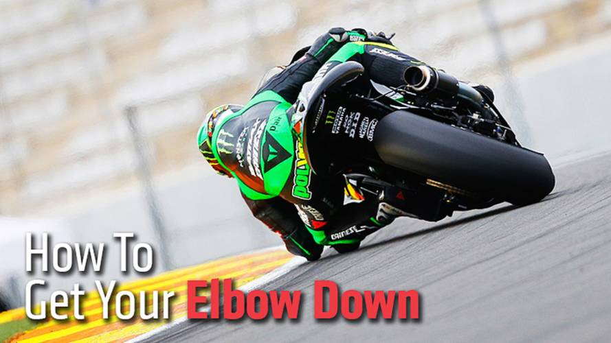 How To Get Your Elbow Down