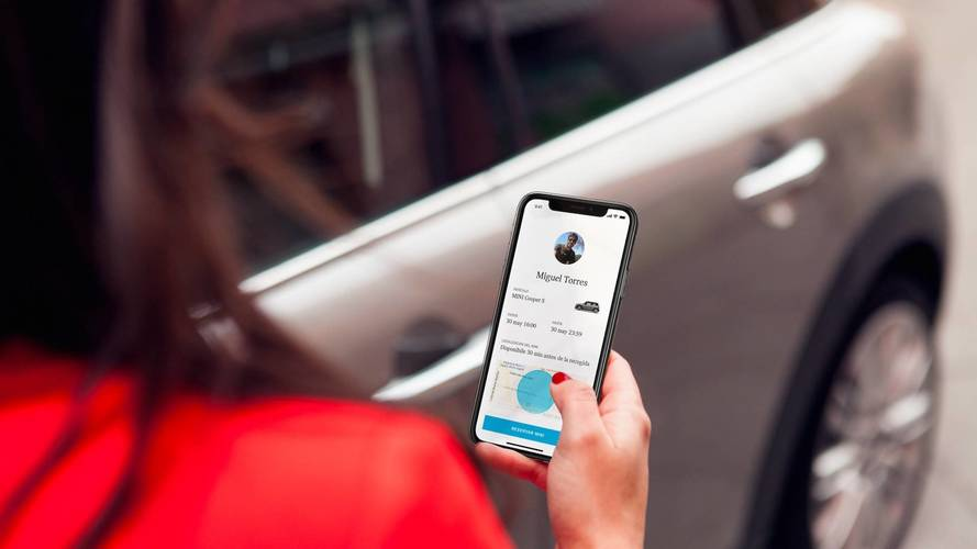 MINI Sharing, la aplicación con la que puedes compartir tu coche