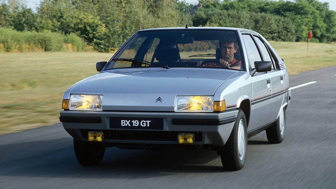 1984 - Citroën BX