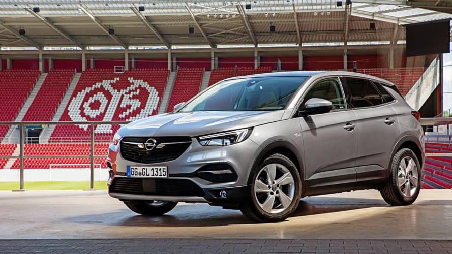 Opel Grandland X artık 1.5 litre hacimli dizel motorla satılacak