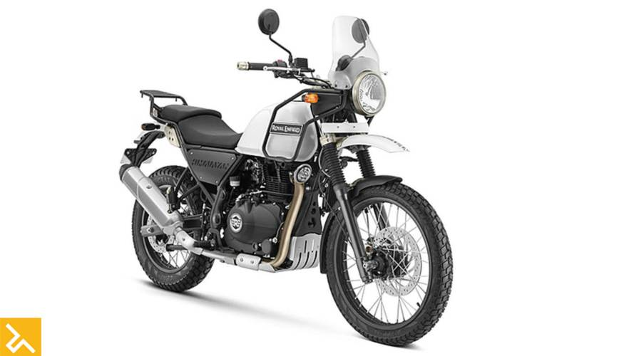Royal Enfield Adventure Bike Revealed