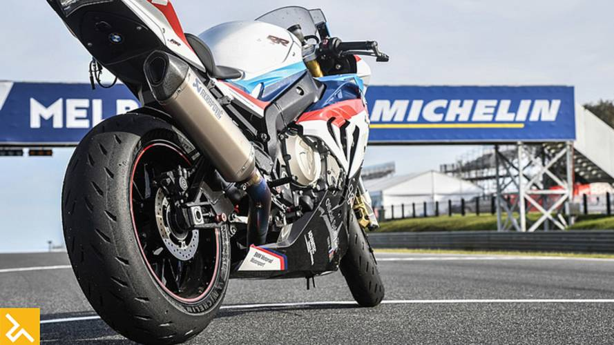 Michelin Releases New Performance Power RS Tire