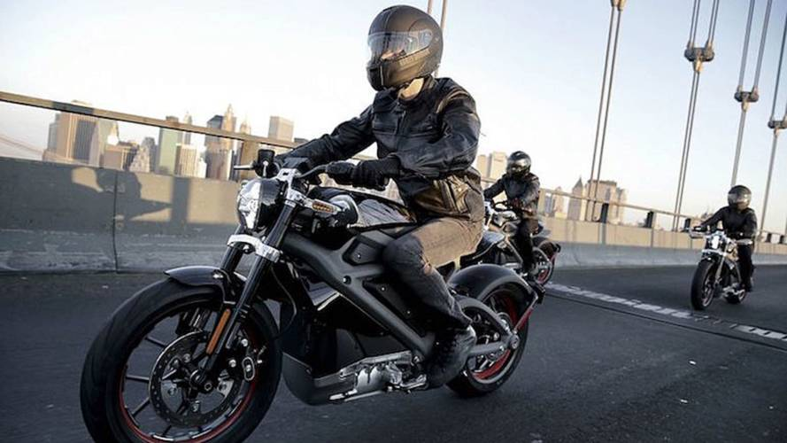 Harley-Davidson Confirms LiveWire on Schedule for 2019 Release