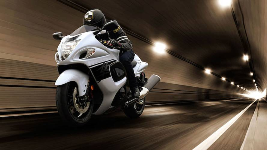 Is Suzuki Finally Giving the 'Busa a Facelift?