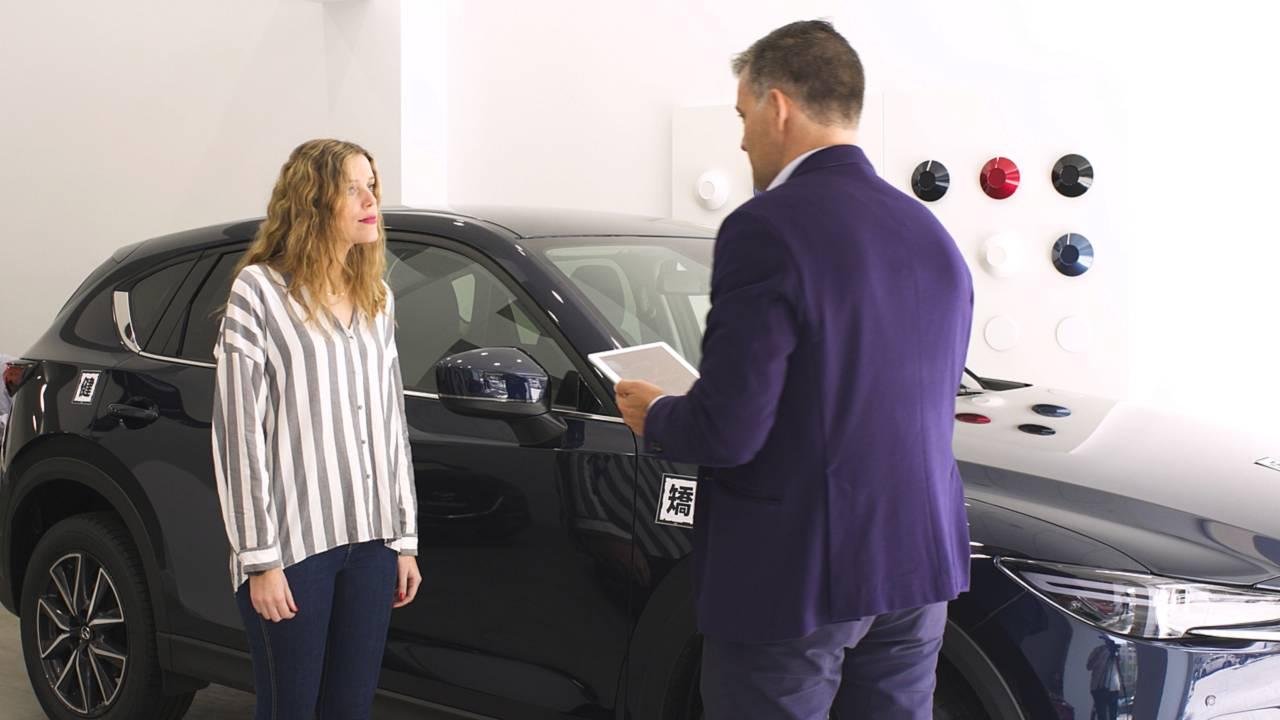 Mazda experiencia de cliente