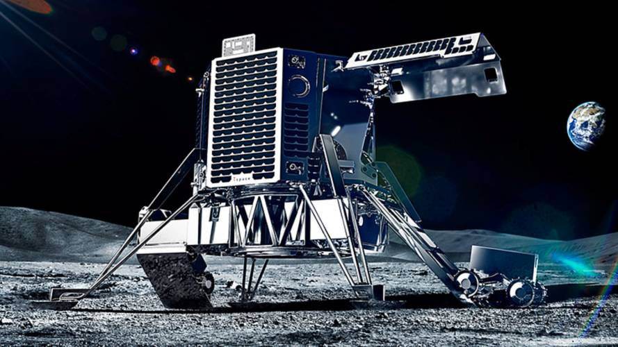 Suzuki Goes to Space! - Bike Giant to Fund Lunar Exploration