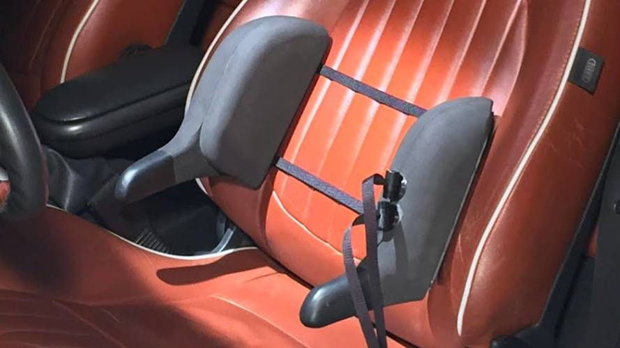 Bolster Boost Turns Your Seat Into An Adjustable Racing Seat