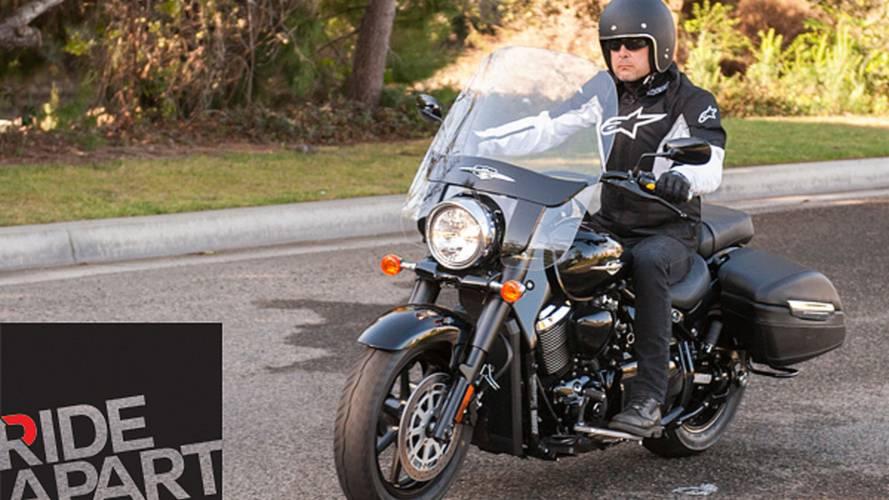 Review: 2013 Suzuki Boulevard C90T B.O.S.S.