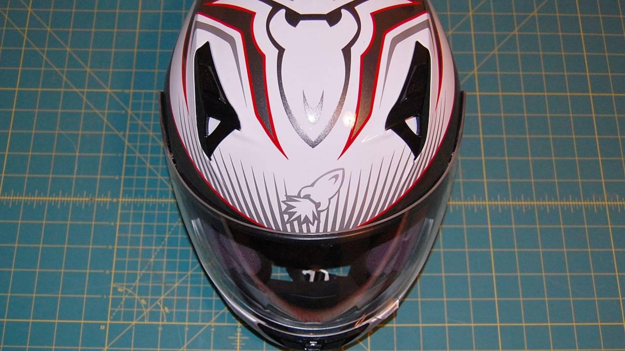 Tech Tip:  A Slick, Shady Helmet Sun Visor on the Cheap