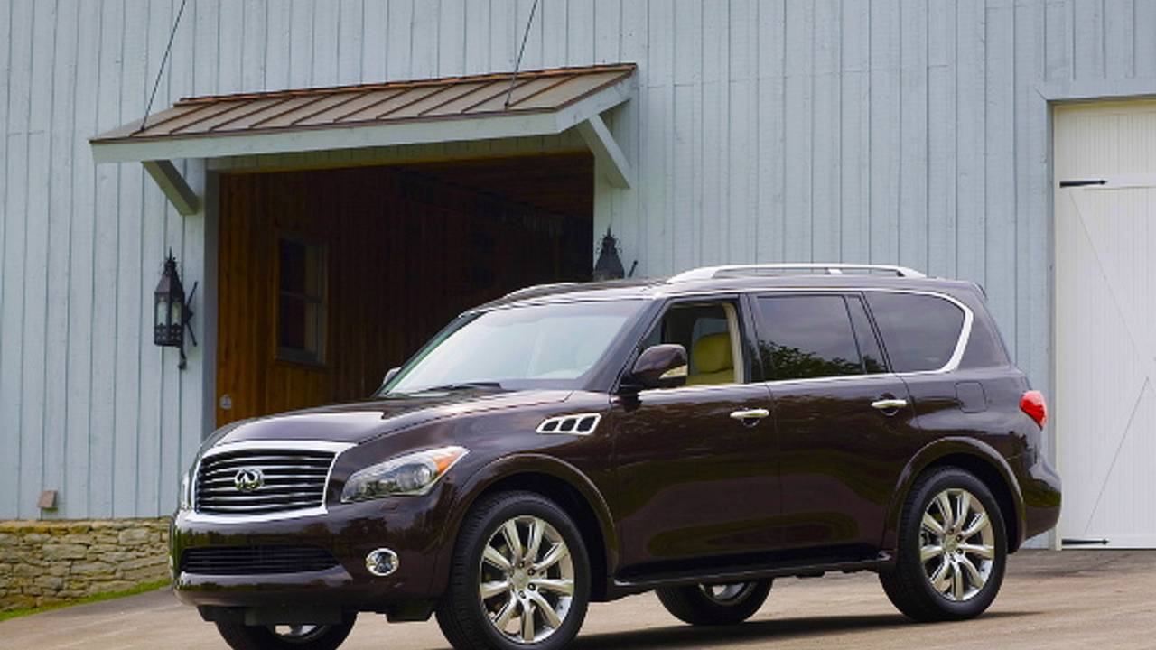 DriveApart Review: 2013 Infiniti QX56