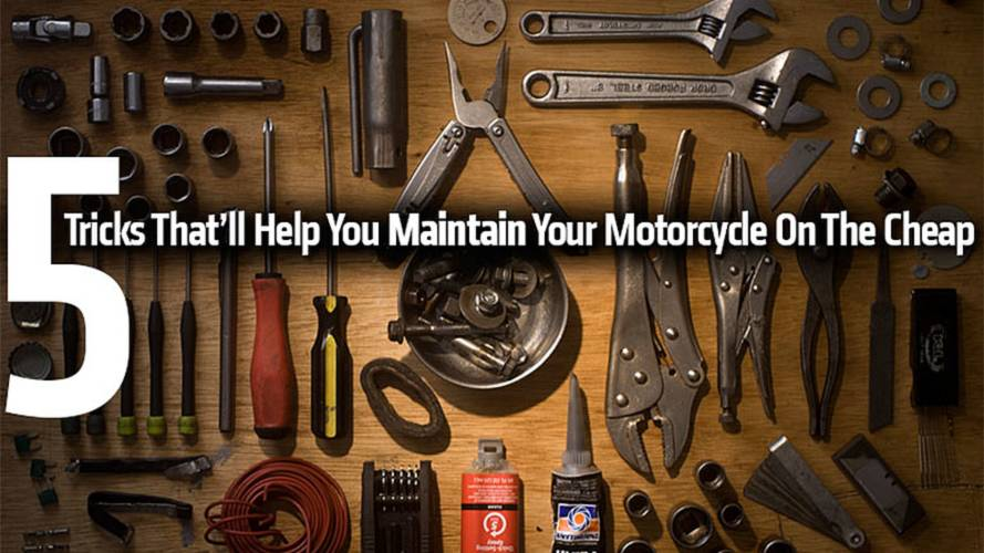 5 Tricks To Maintain Your Motorcycle On The Cheap