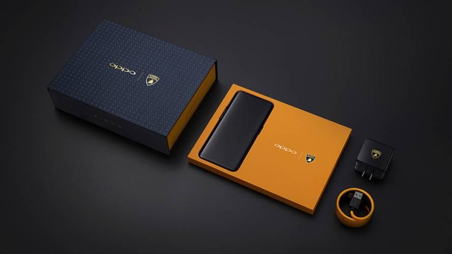 Az Oppo és a Lamborghini bemutatta közös okostelefonjukat