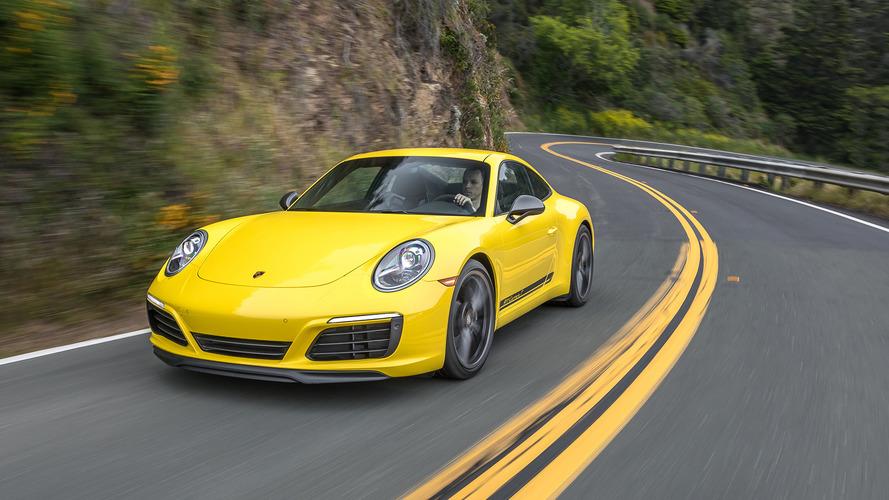 Essai Porsche 911 Carrera T (2018) - Histoire oubliée ?