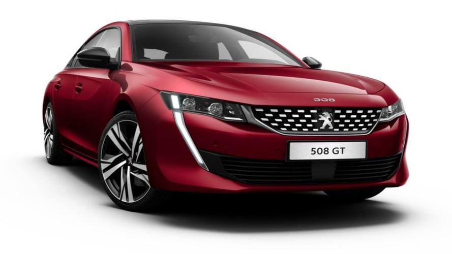 La plus chère des Peugeot 508 coûte près de 55'000 euros