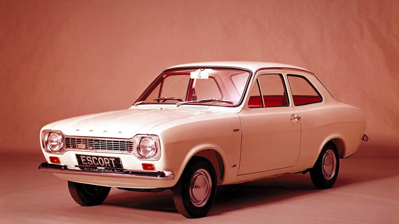 50 Jahre Ford Escort