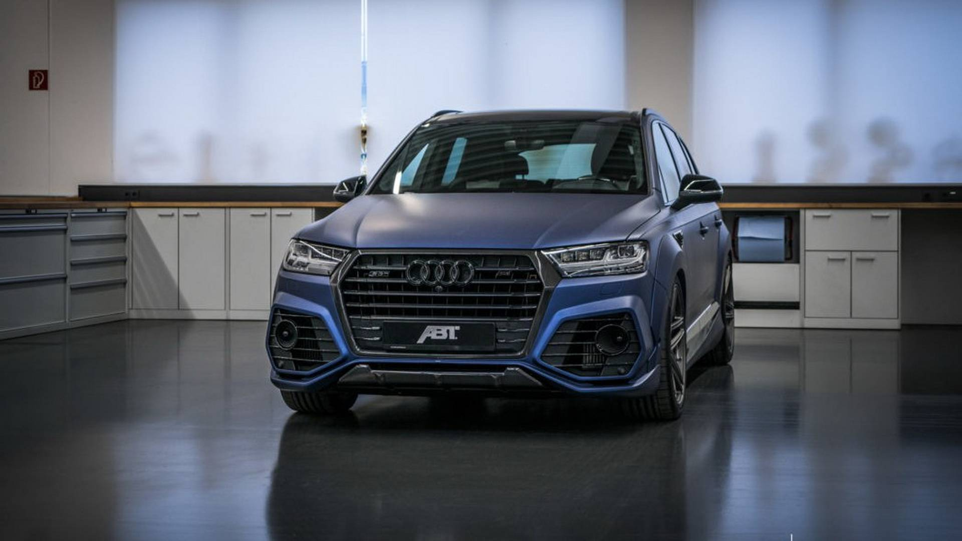 Audi SQ By ABT Detailed On Video LBFT For - Audi sq7 price