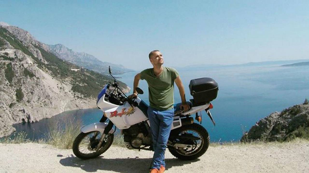 One Man's Epic 8,000km Motorcycle Journey