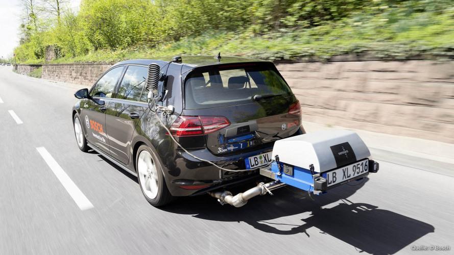 Rettet Bosch den Diesel? Neue Technik senkt Stickoxid-Emissionen