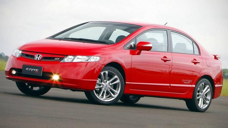 #TBT Motor1.com - Honda Civic Si nacional, o sonho de uma geração