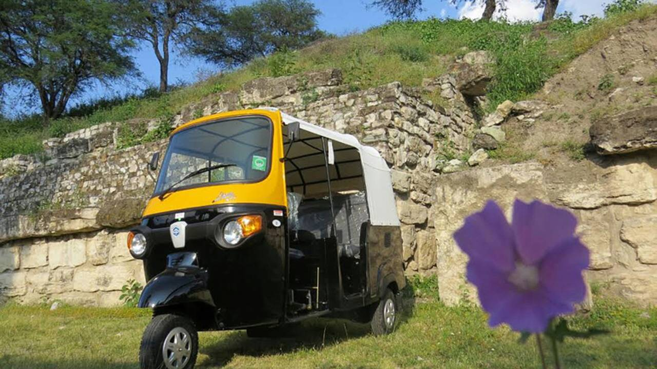 Piaggio Goes Ape in Mexico