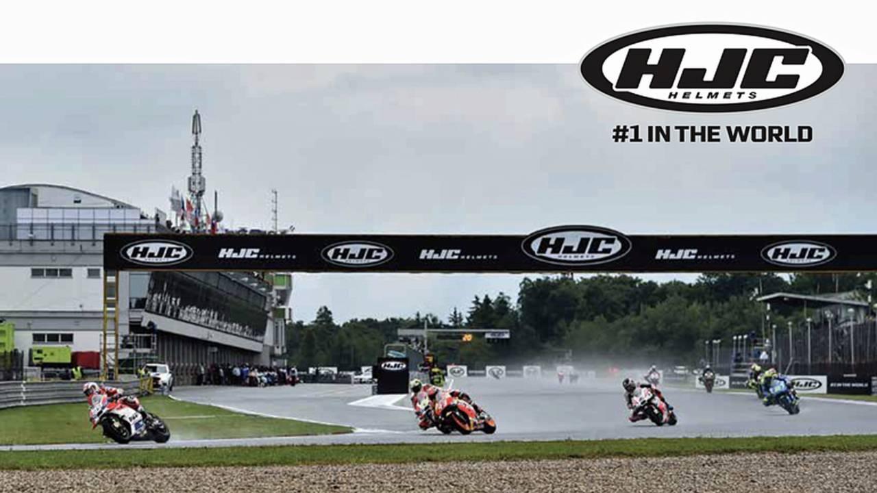 HJC Helmets to Sponsor French MotoGP