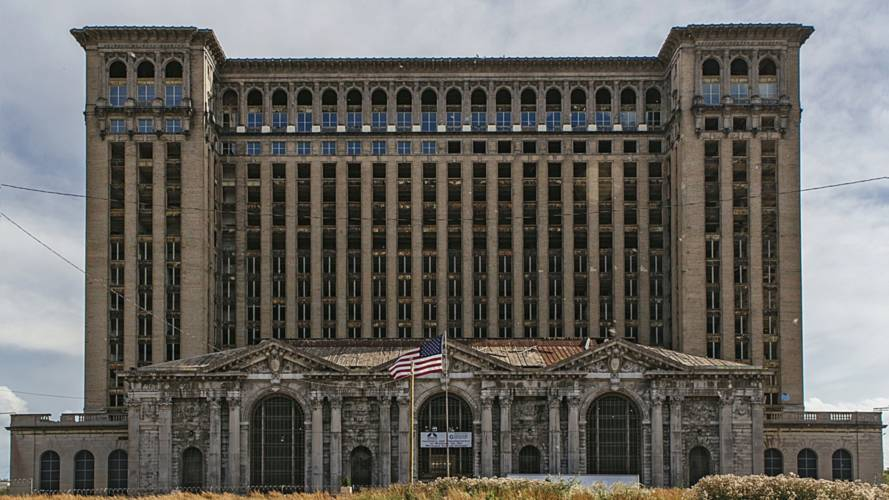 It's Official: Ford Has Purchased Detroit's Historic Central Station