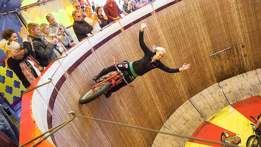 Wall of Death Returns And We're Here For It