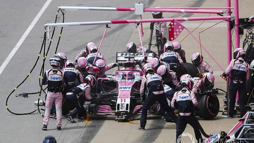 Force India entra en concurso de acreedores por sus graves problemas económicos