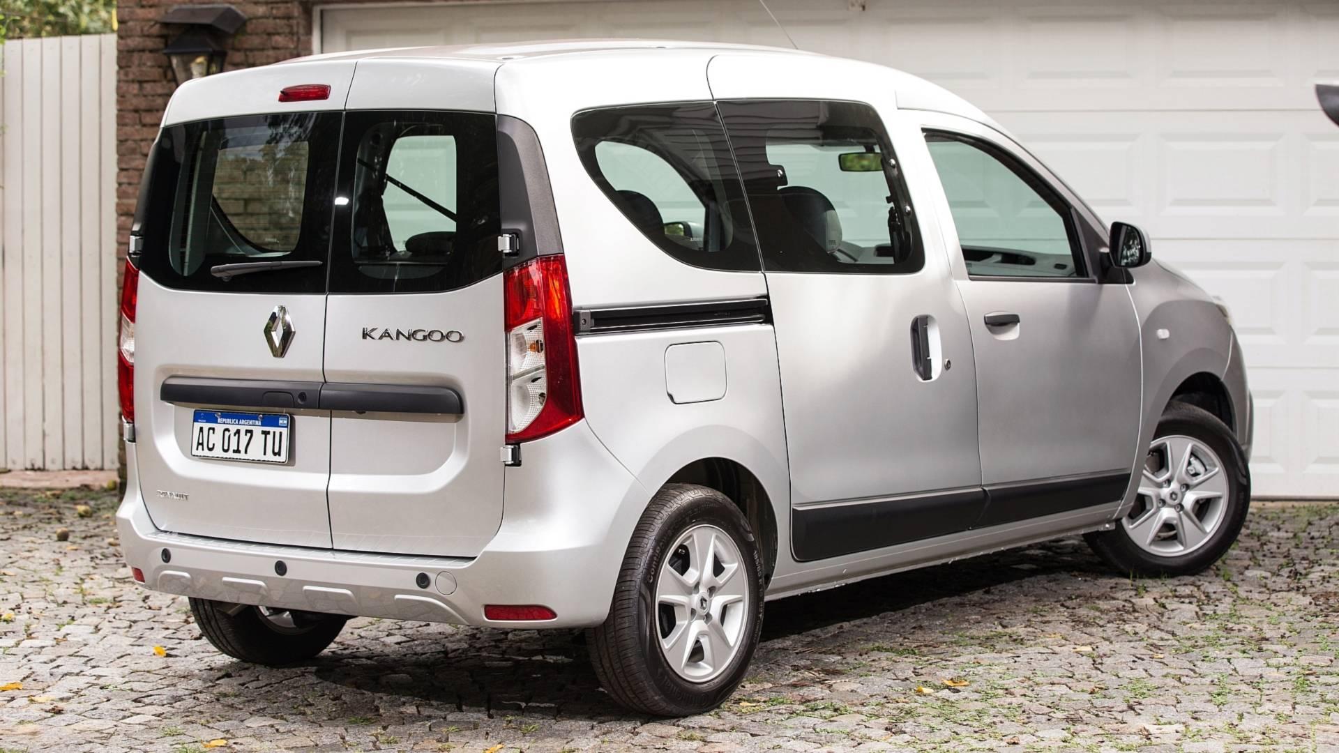 Novo Renault Kangoo Para O Mercosul Estreia Em Versoes Life Zen E Stepway