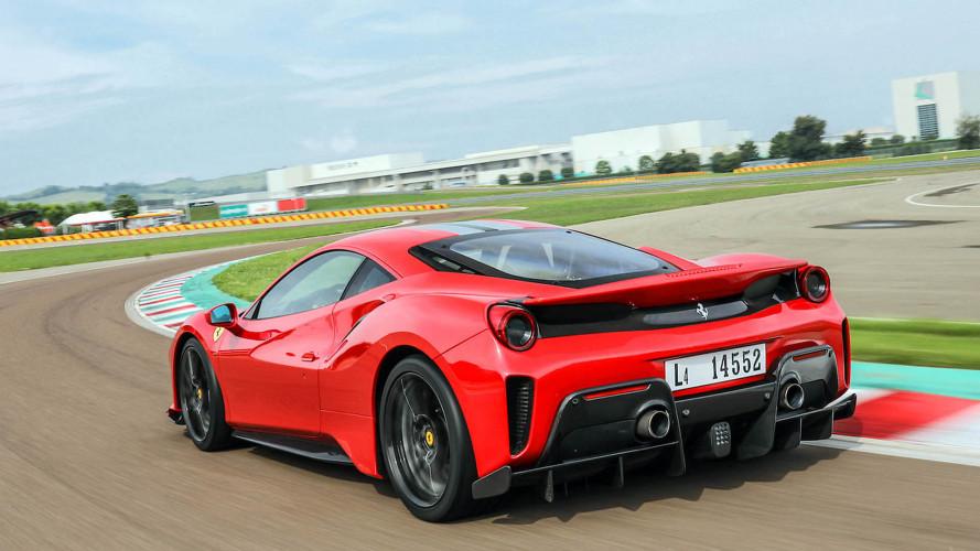 Körrekordot döntött Magny-Coursban a Ferrari 488 Pista