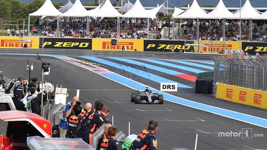 2018 F1 Fransa GP: Hamilton başladığı gibi bitirdi