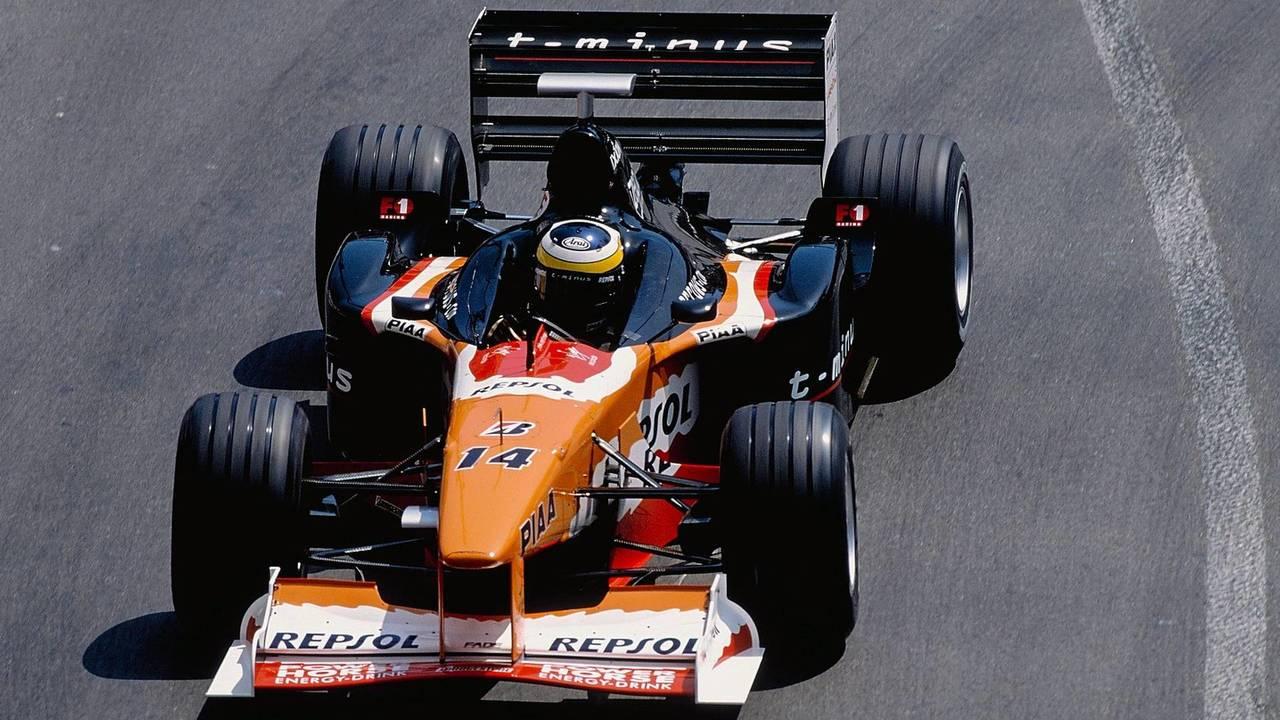 15. Pedro de la Rosa (105 Grandes Premios)