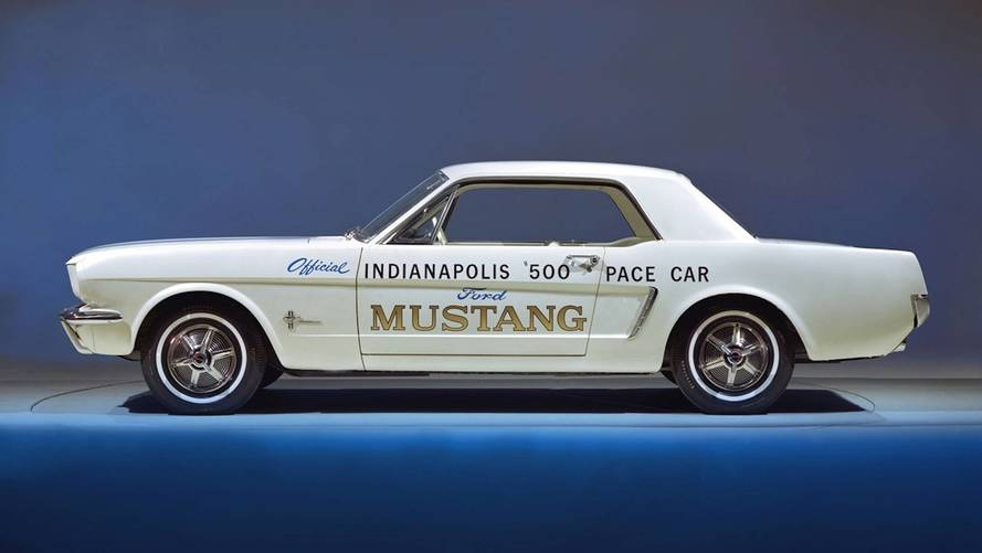 15 Best Indy 500 Pace Cars Of All Time
