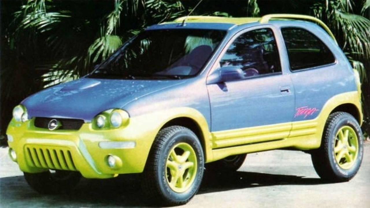 Chevrolet Corsa Tonga
