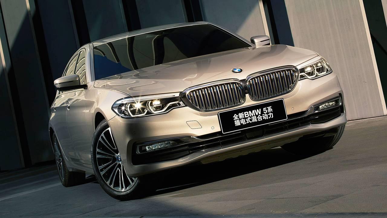 BMW 530Le per la Cina