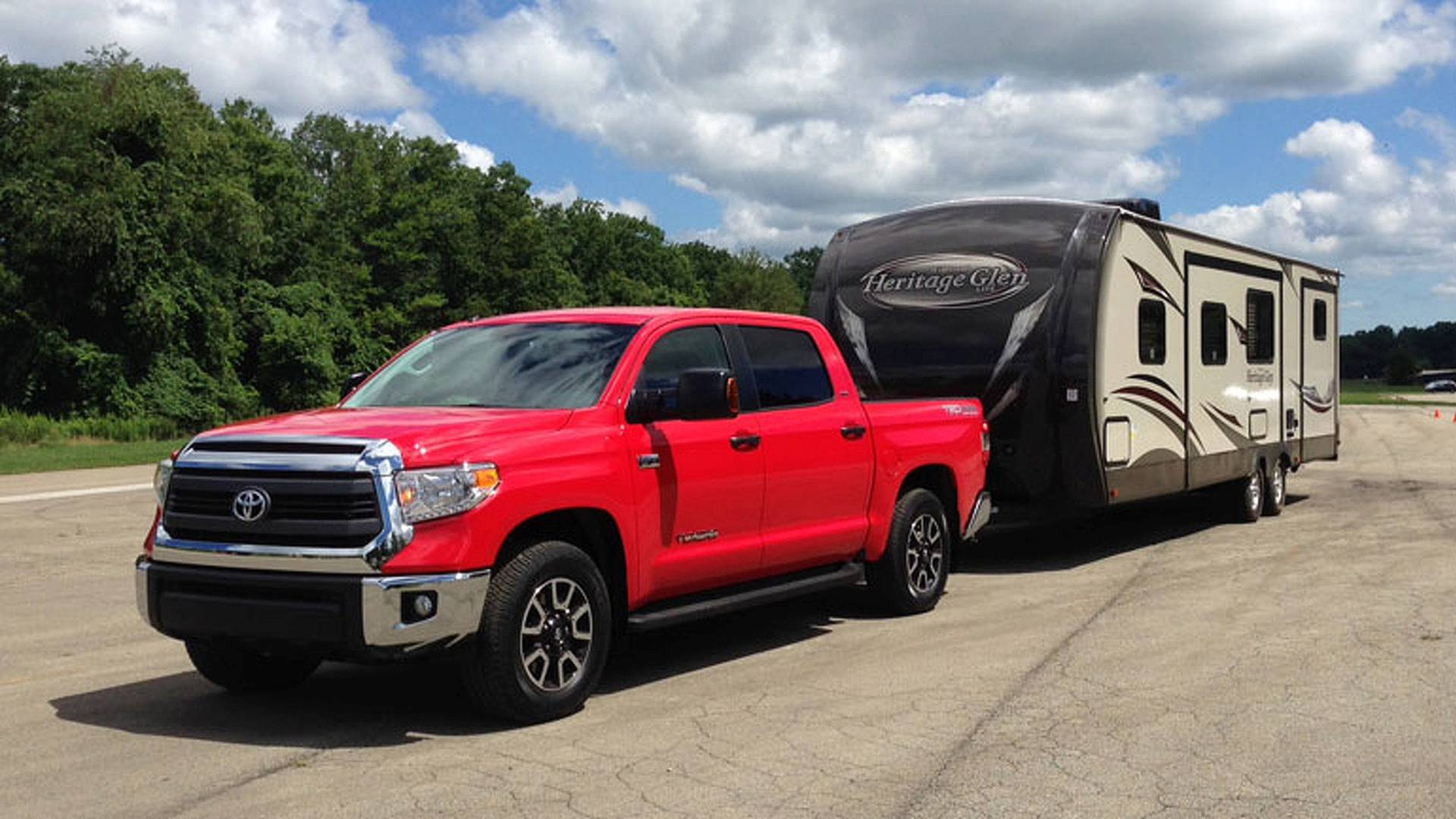 Best 2014 Trucks And Suvs For Towing Hauling Tundra Tow Package Wiring
