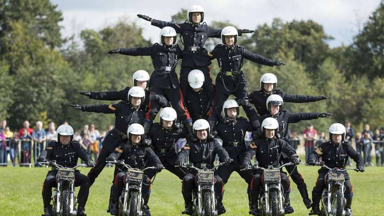 British Army to Auction White Helmet Bikes