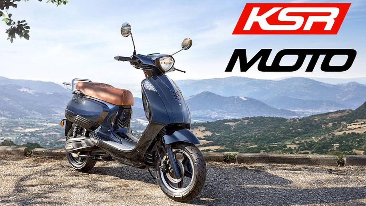 KSR MOTO Announces Affordable New VIONIS E-Scooter