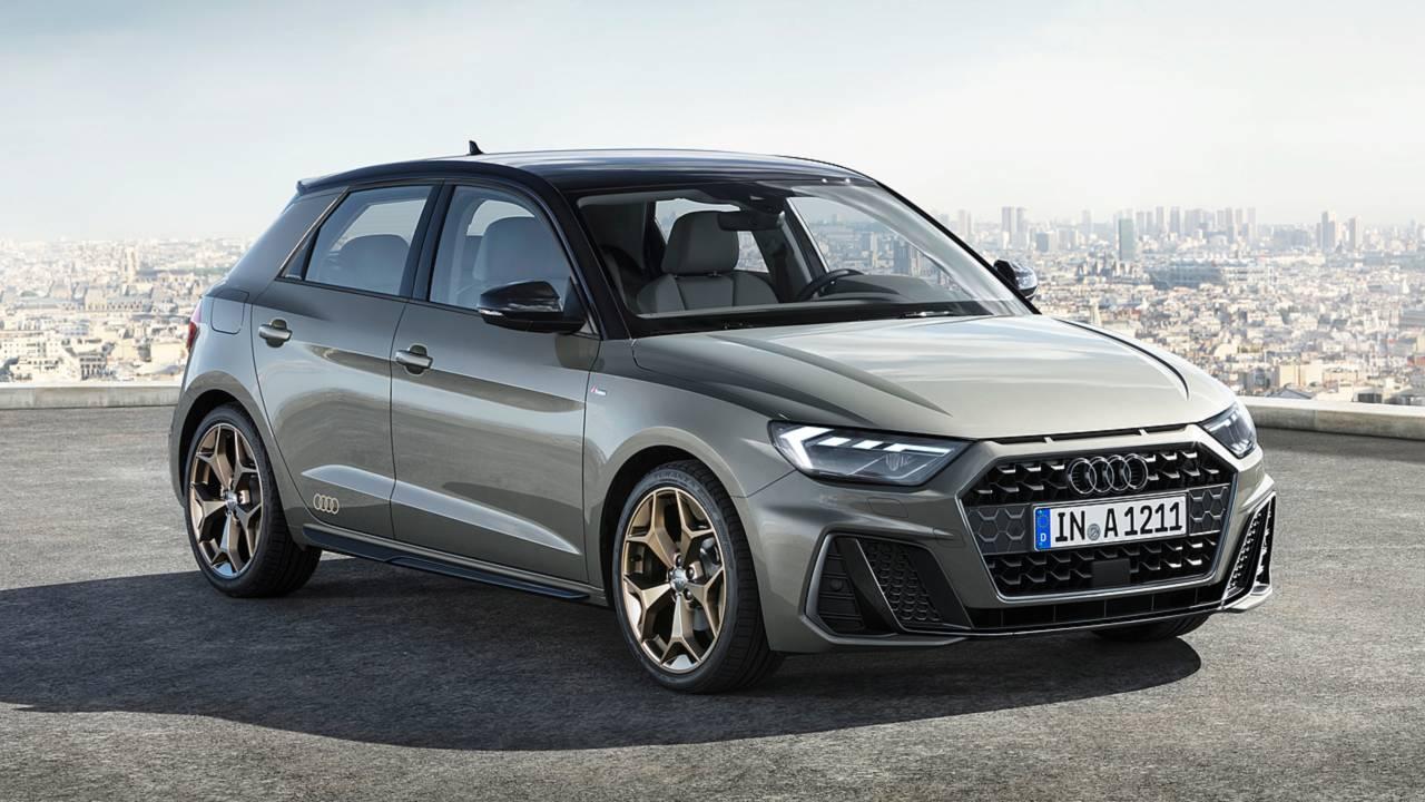2018 Audi A1 Sportback