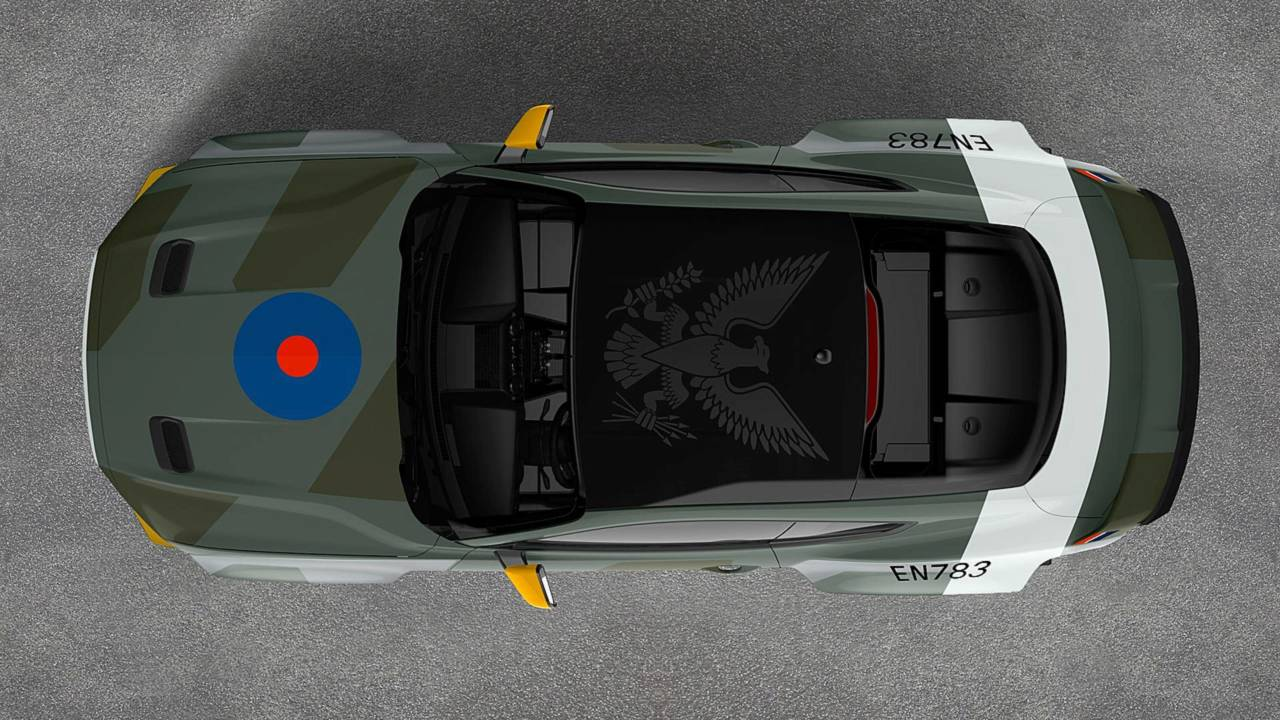 2018 Ford Mustang Airventure Teaser